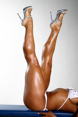 Rachelle_Cannon_Female_Muscle_Legs_Hot