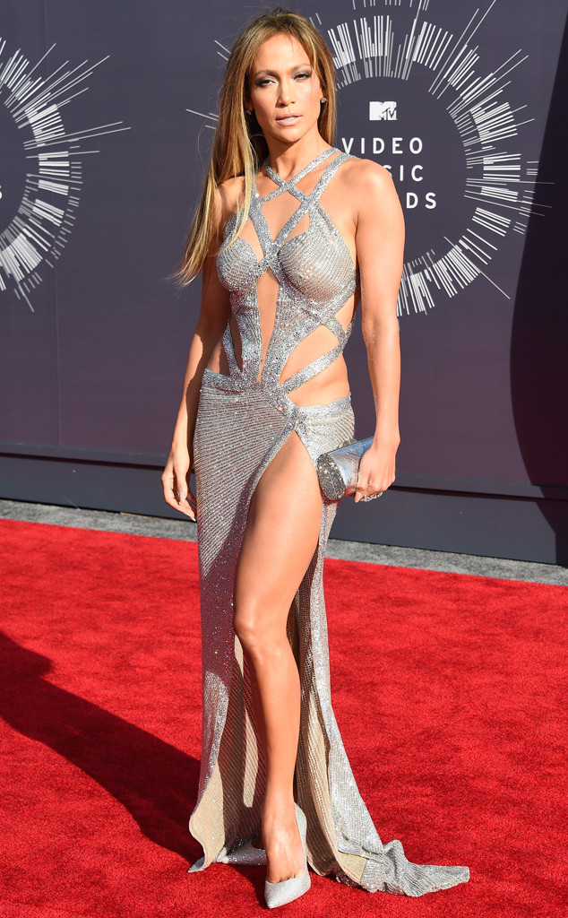 jlo jennifer lopez mtv vma red carpet