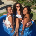 Pool Party @ Dre's